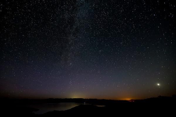 Alamo Lake Stars