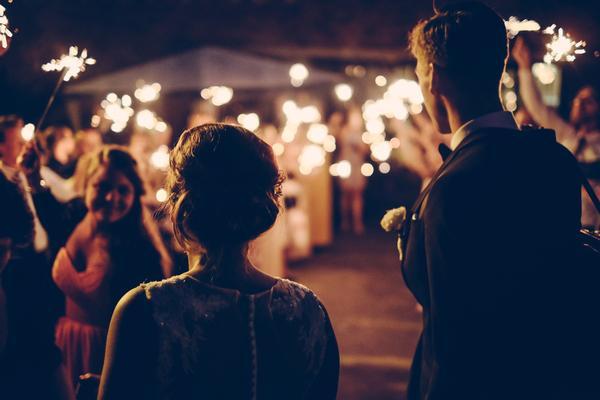 Alamo Lake State Park Wedding