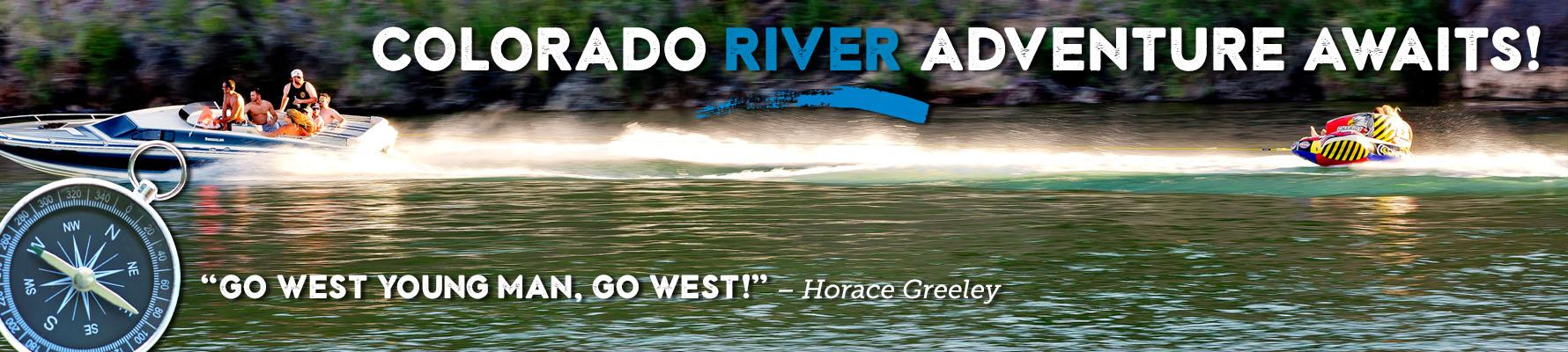 Map Of Colorado River In Arizona.Colorado River Map Arizona State Parks