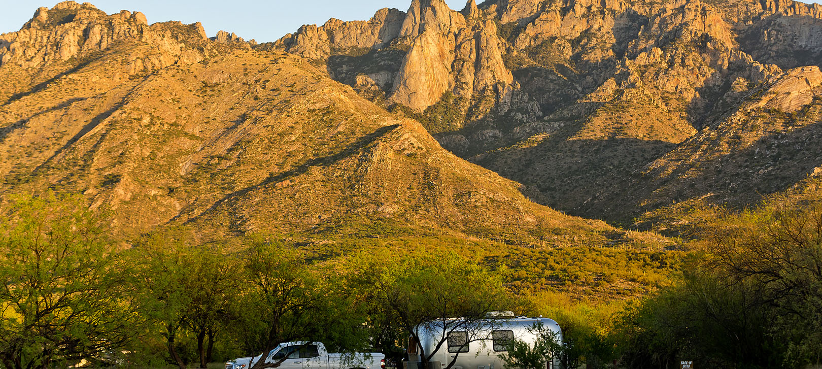Catalina State Park Arizona