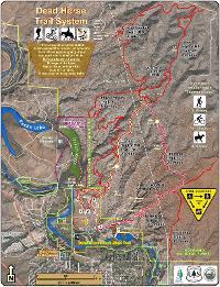 Park Trails Map (Color)