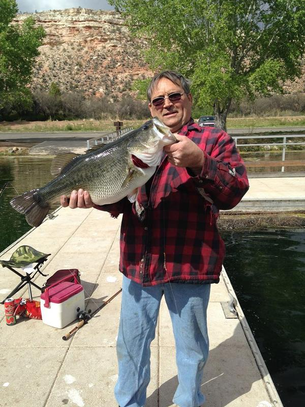 Arizona State Parks Bass Fishing