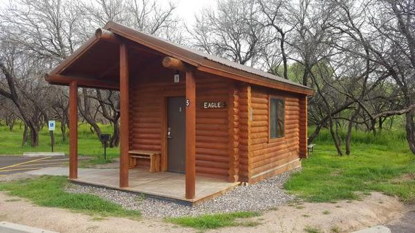 Camping Cabin at Dead Horse Ranch