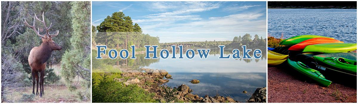 Arizona Lakes- Fool Hollow