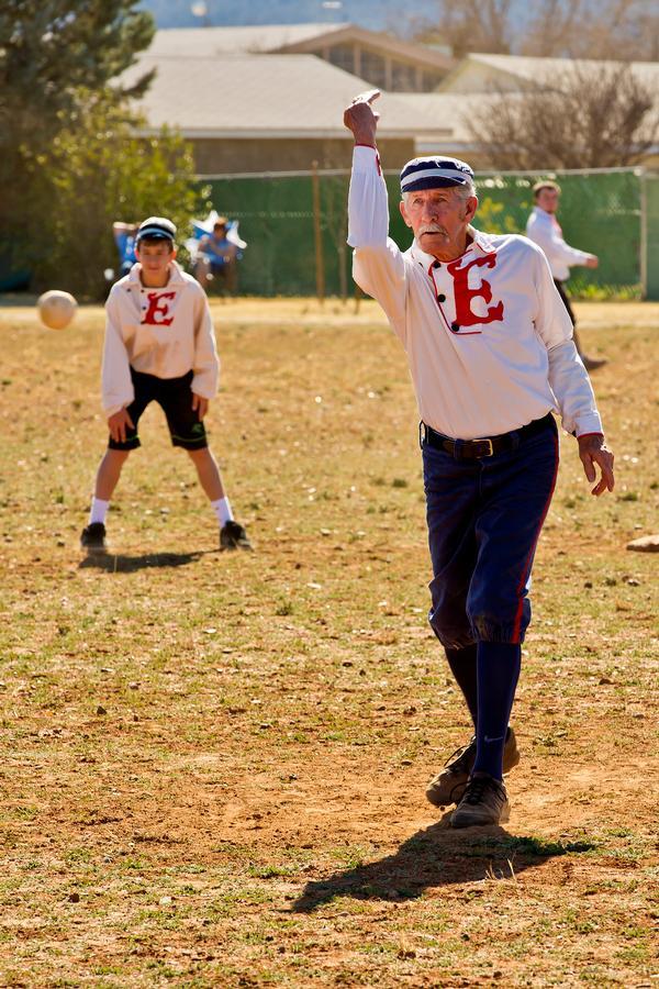 Fort Verde State Historic Park Vintage Baseball