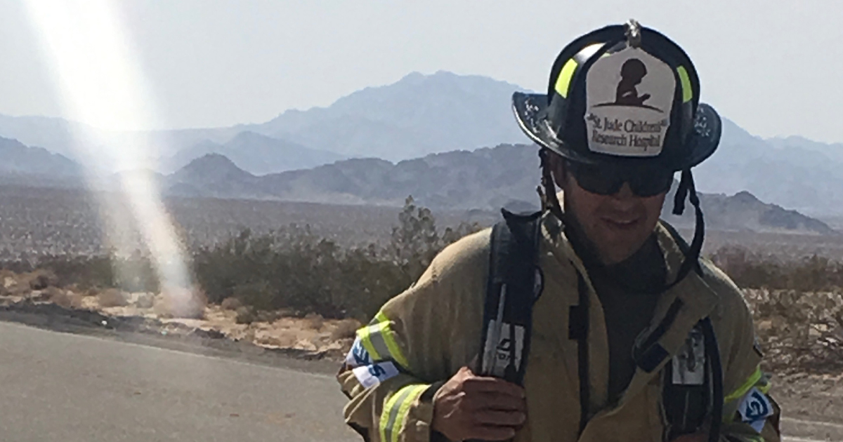 Fireman Joe Granite Mountain Hotshots Tribute