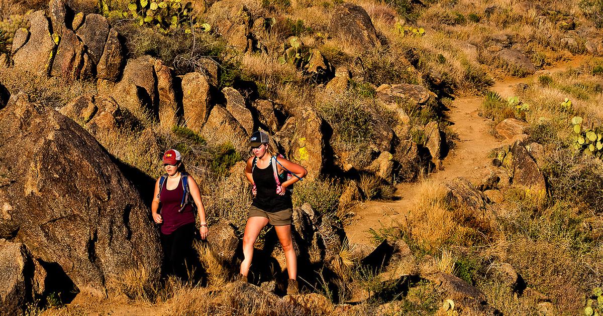 Granite Mountain Hotshots Trail