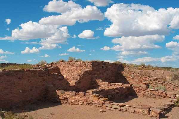 Homolovi Ruins Northern Arizona