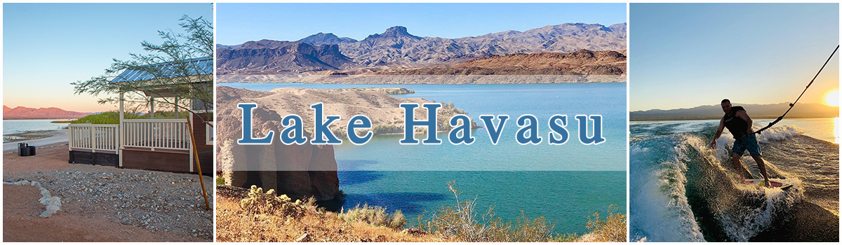 Arizona Lakes- Lake Havasu
