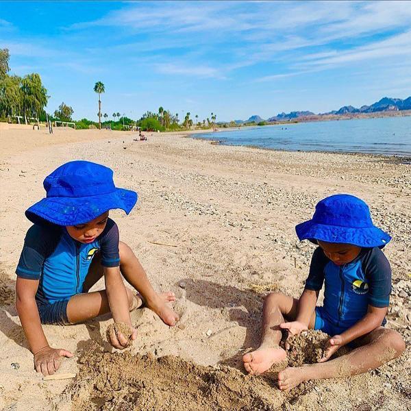 Lake Havasu swimming and beaches