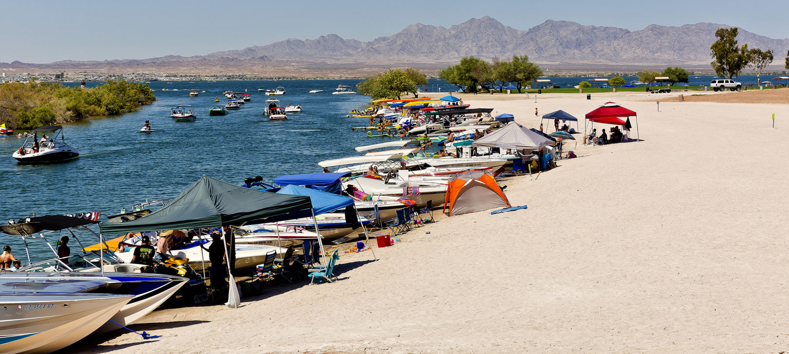 Lake Havasu State Park | Arizona