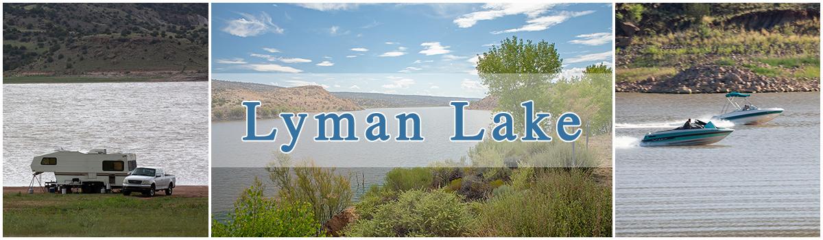 Arizona Lakes- Lyman Lake