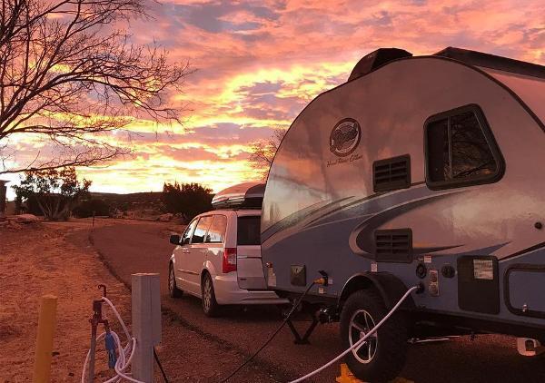 Lyman Lake, AZ RV Camping