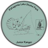 Junior Ranger Button