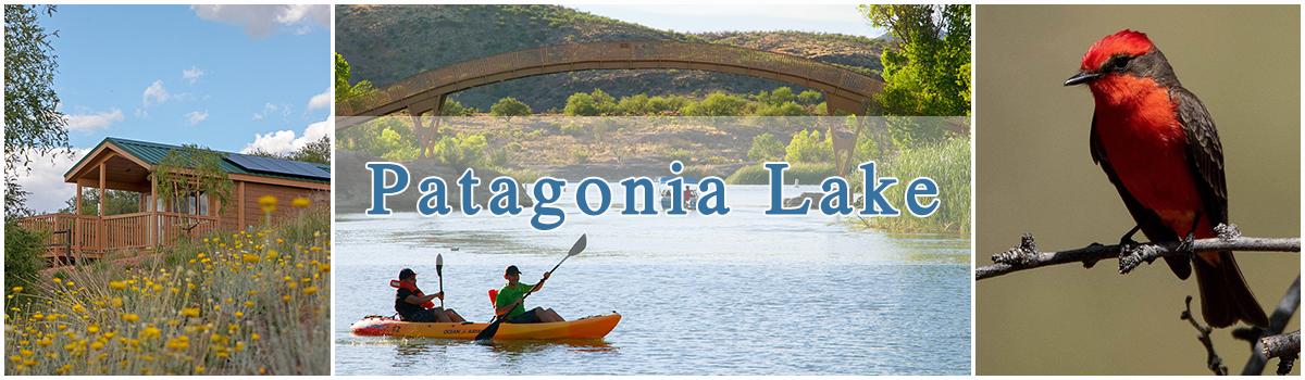 Arizona Lakes- Patagonia Lake