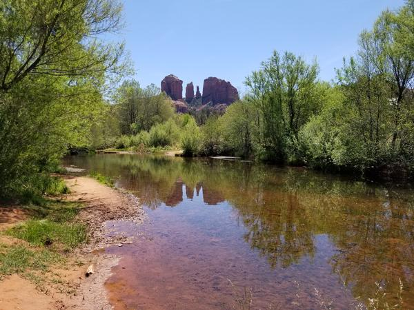 Sedona, AZ. Red Rock State Park