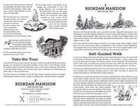 Riordan Mansion Self-Guided Tour