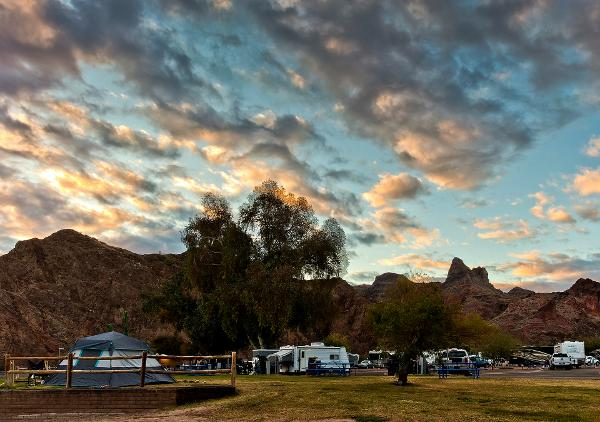 River Island Campground