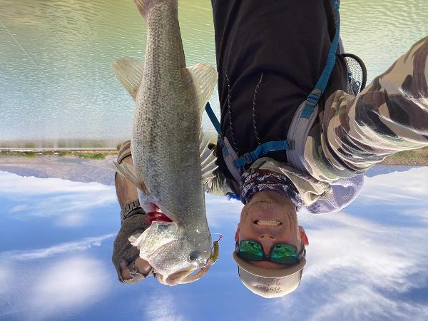 Roper Lake Largemouth Bass