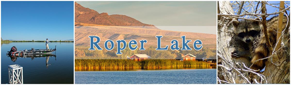 Arizona Lakes- Roper Lake