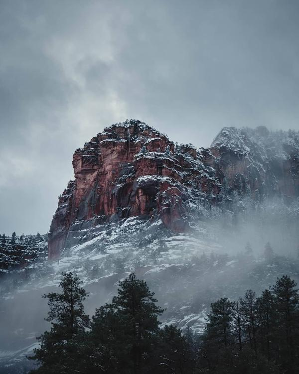 Oak Creek Canyon Weather