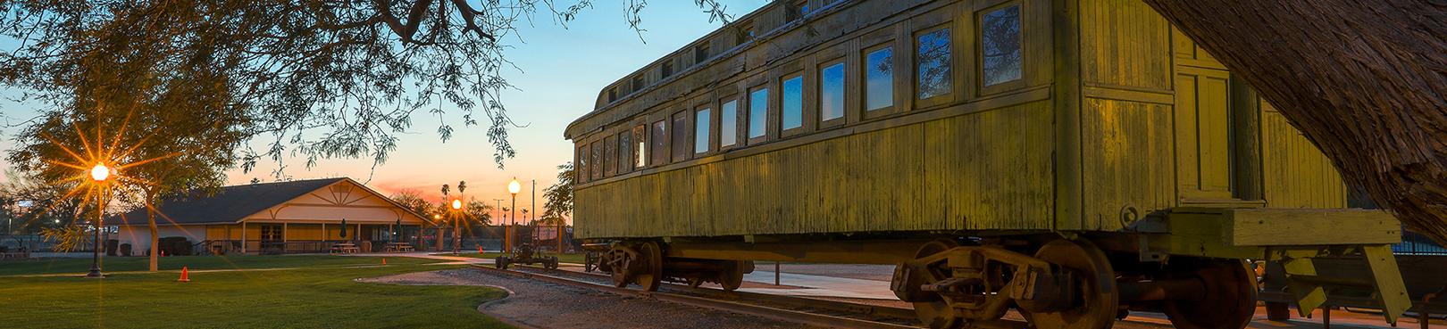 Colorado River State Historic Park