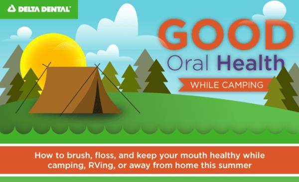 Oral Health While Camping