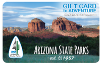 Arizona State Parks Gift Card