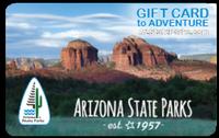 Arizona State Parks Gift Card