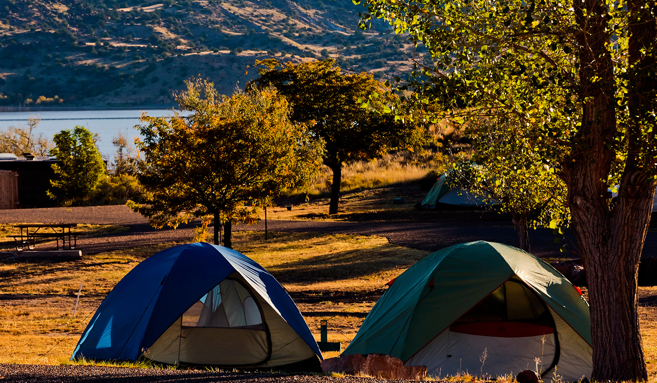 Camping Checklist- Tent Camping and shelters
