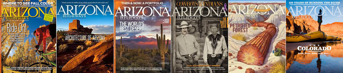 Arizona State Parks & Trails and Arizona Highways Magazine