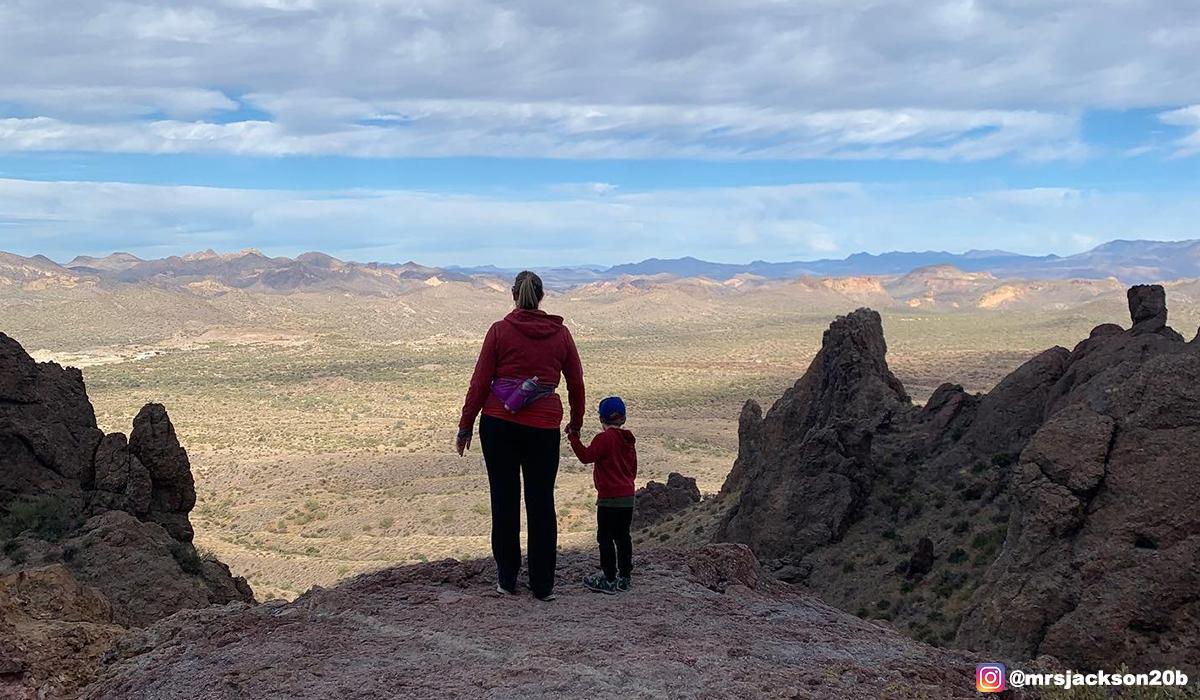 Arizona Hiking with Kids