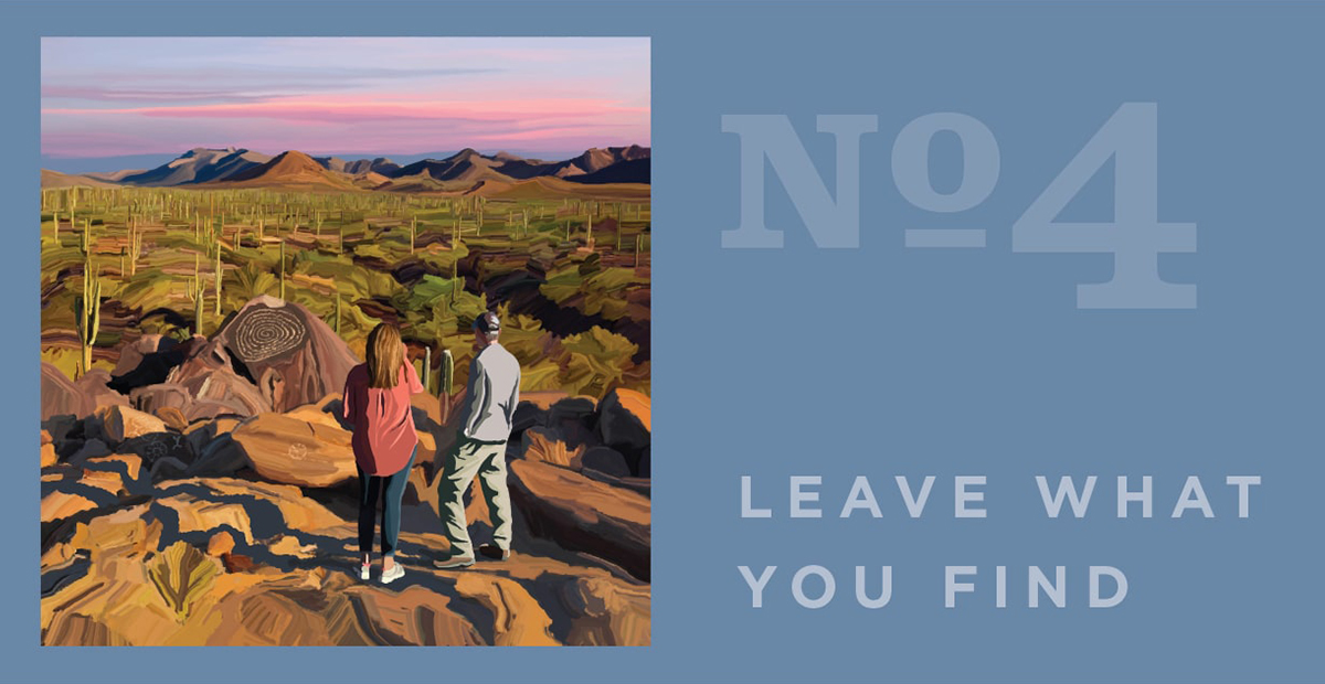 Recreate Responsibly and Leave No Trace LNT