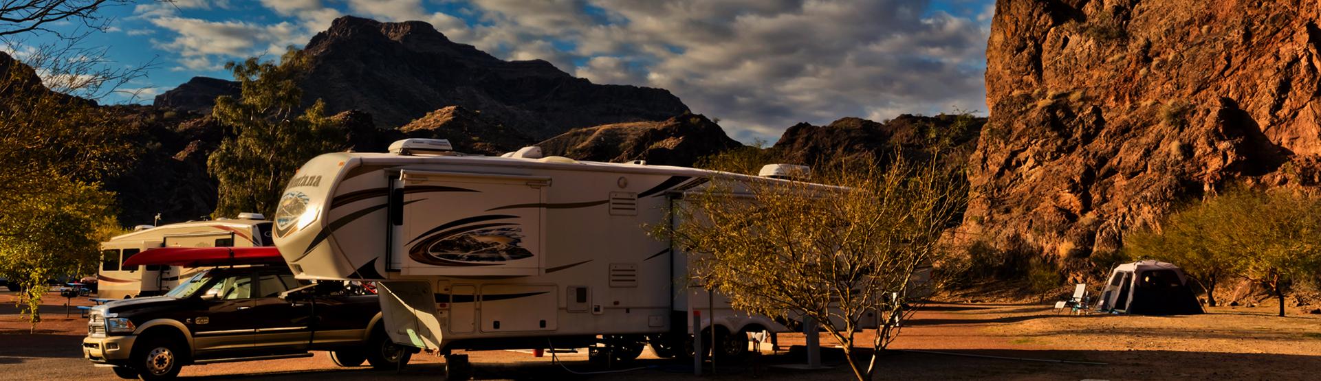 Arizona RV Camping | Arizona State Parks