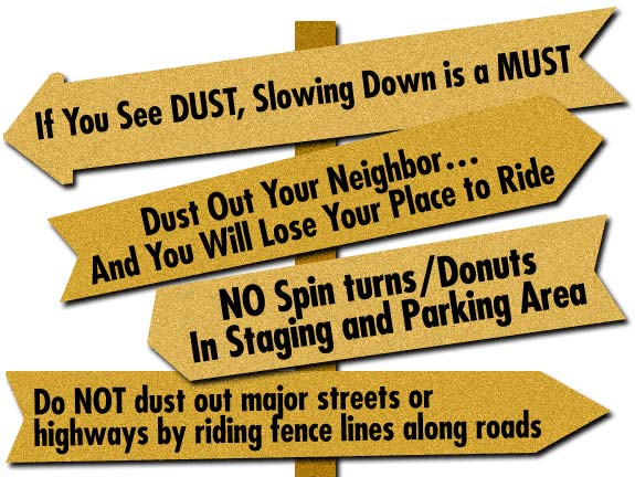 Dust Sign