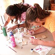 Girl Scout Badge Workshops