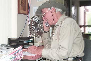 Buckskin Mountain Volunteer picture
