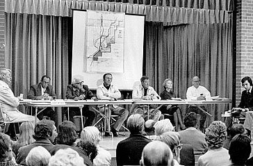 The Parks Board met about the future of Catalina in 1975
