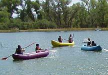 Non-Motorized Watercraft