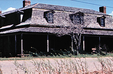 Commanding Officer Quarters in 1972