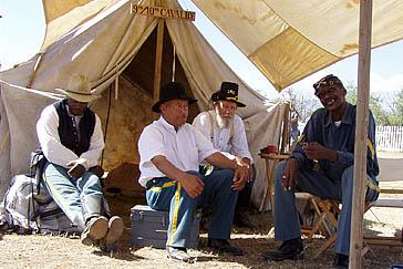 Fort Verde Volunteer Photograph