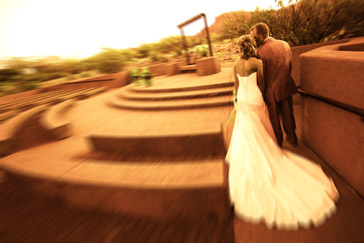 Wedding at Kartchner Caverns