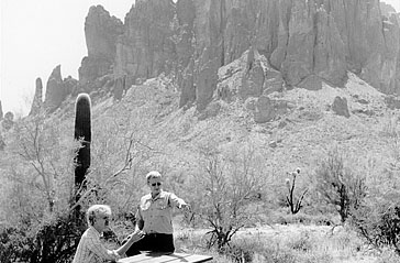 Lost Dutchman in 1978