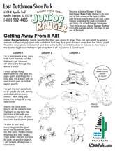 Download Junior Ranger Activity