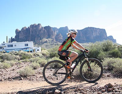 Facility Information Lost Dutchman State Park