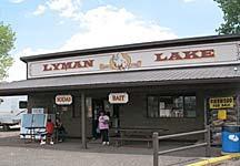 Lyman Lake Store