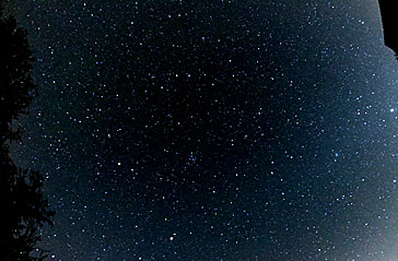 Learn about dark skies at Oracle State Park