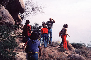 Environmental Education activity in 1986