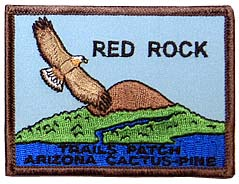 Red Rock Patch