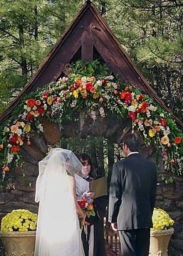 Riordan Mansion Wedding Photograph